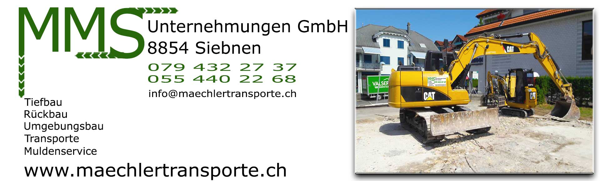 Maechlertransporte MMS
